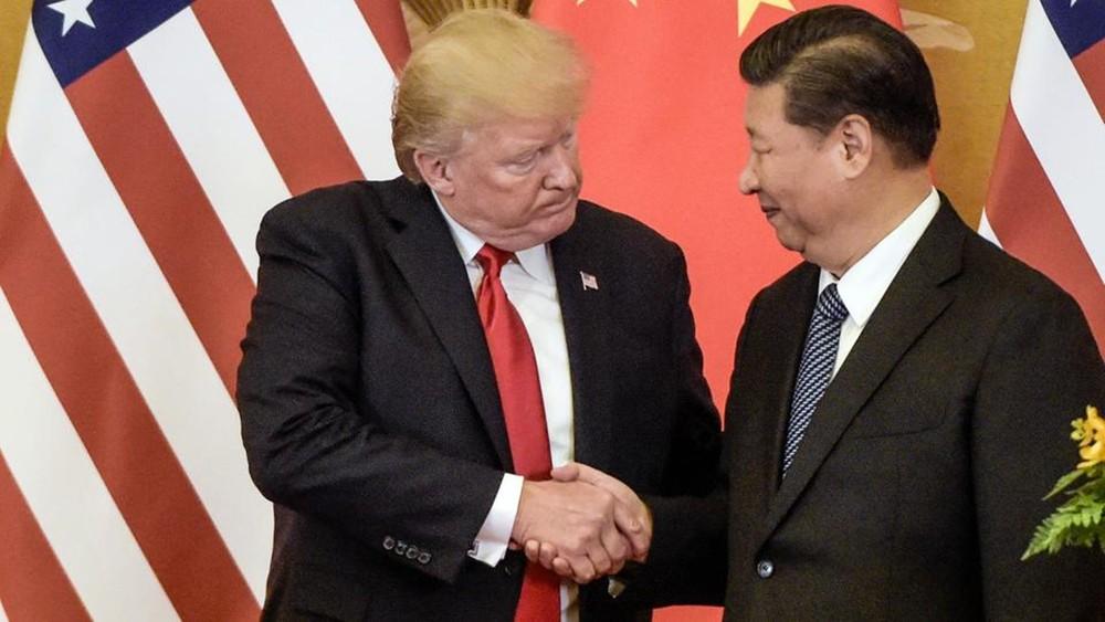 بكين بلهجة تخفيفية:سننفذ فورا تعهداتنا لترمب عن التجارة