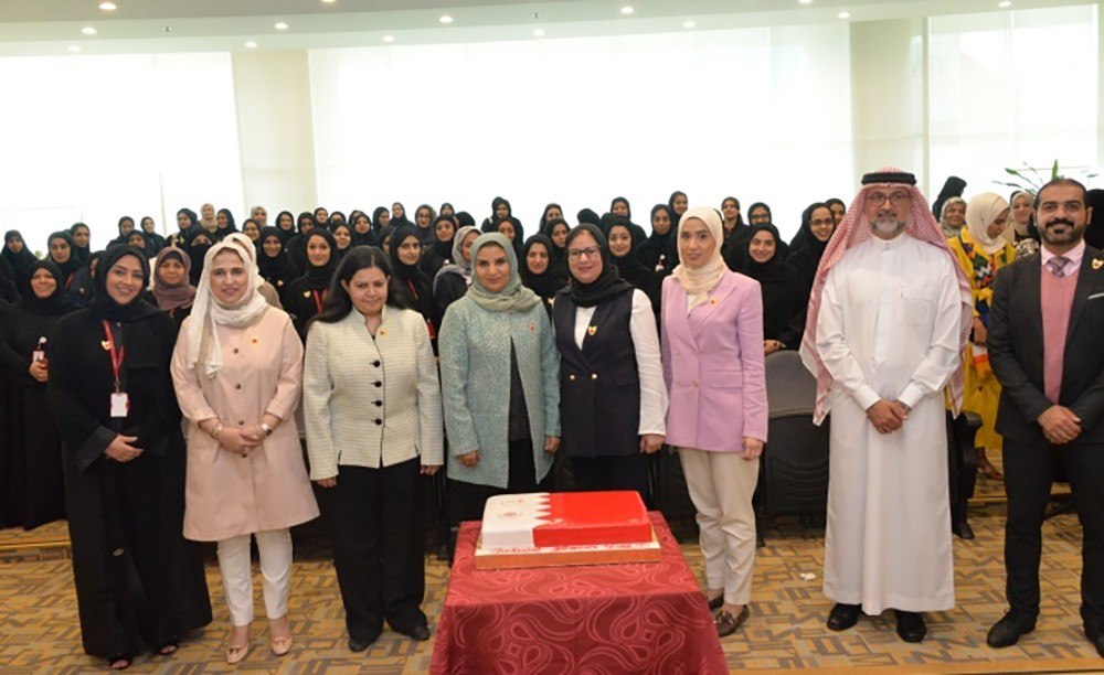 الهيئة العامة للتأمين الاجتماعي تحتفي بيوم المرأة البحرينية 2018