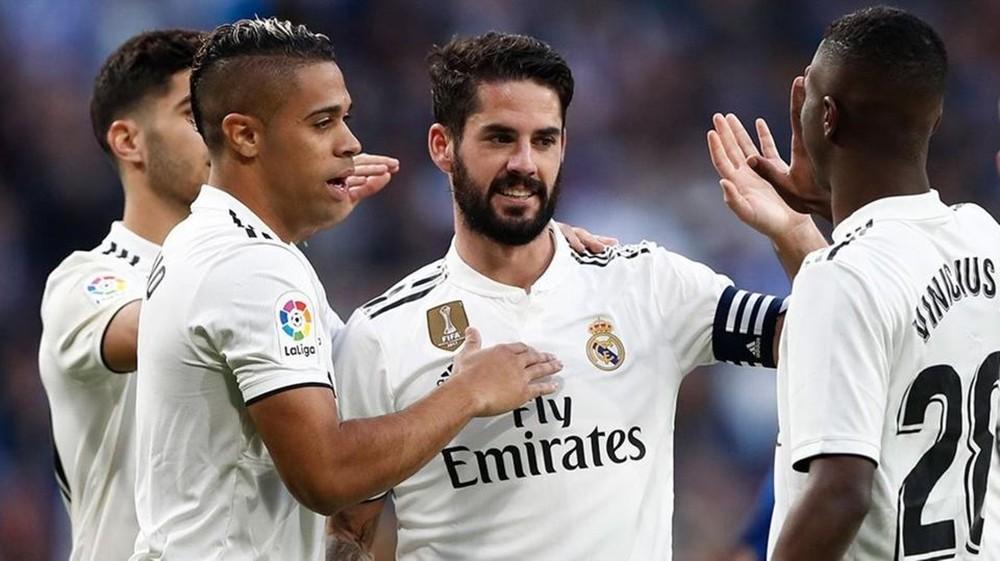 فوز سهل لريال مدريد ينقله إلى ثمن نهائي كأس الملك