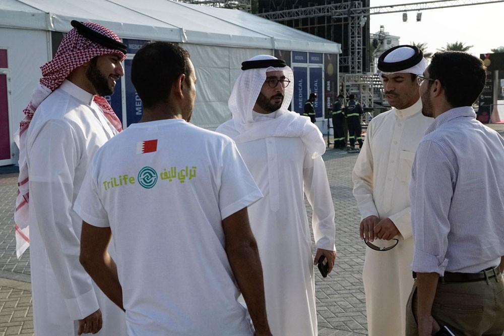 المؤيد: بطولة الشرق الأوسط للترايثلون تعزز استقطاب المستثمرين والتنمية الشاملة