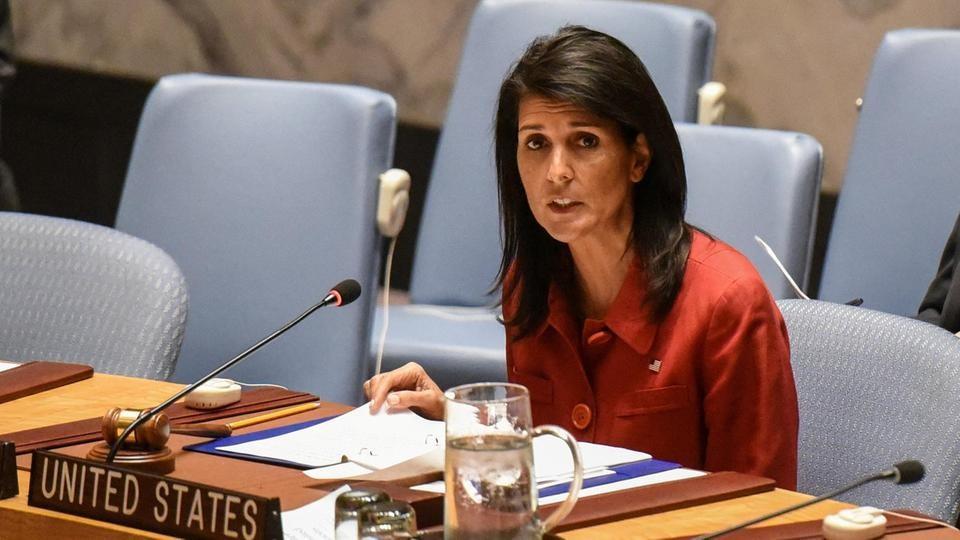 الأمم المتحدة ترفض مشروع قرار أميركي يدين حماس