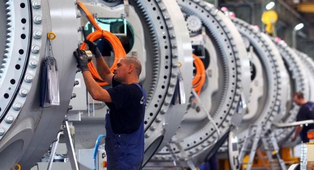 الناتج الصناعي الألماني ينخفض على غير المتوقع في أكتوبر