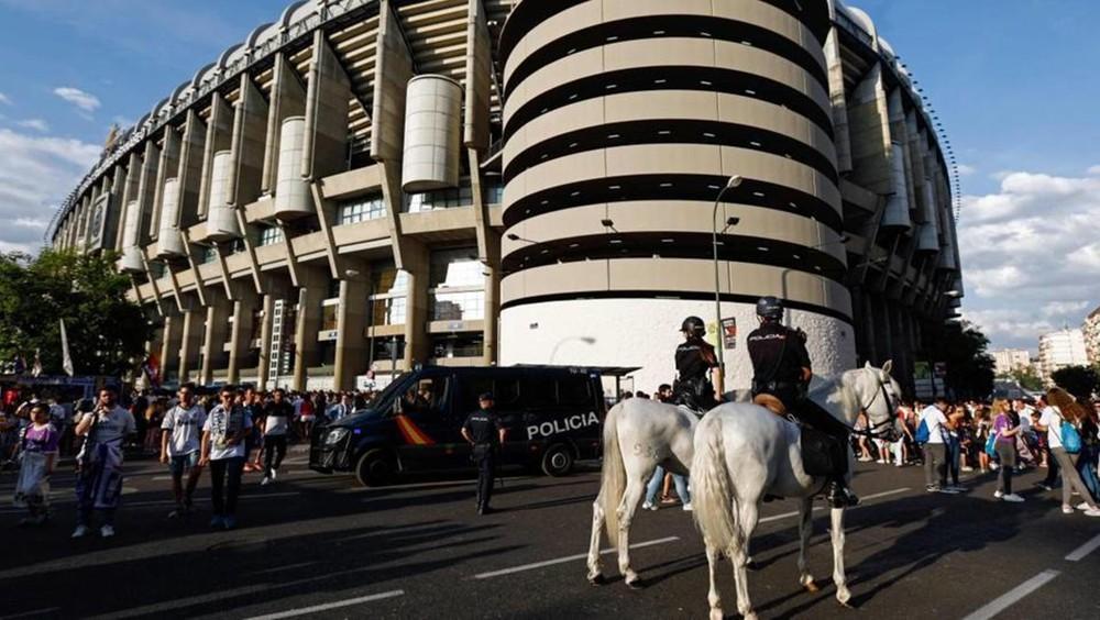 4 آلاف شرطي لتأمين نهائي ليبرتادوريس في مدريد