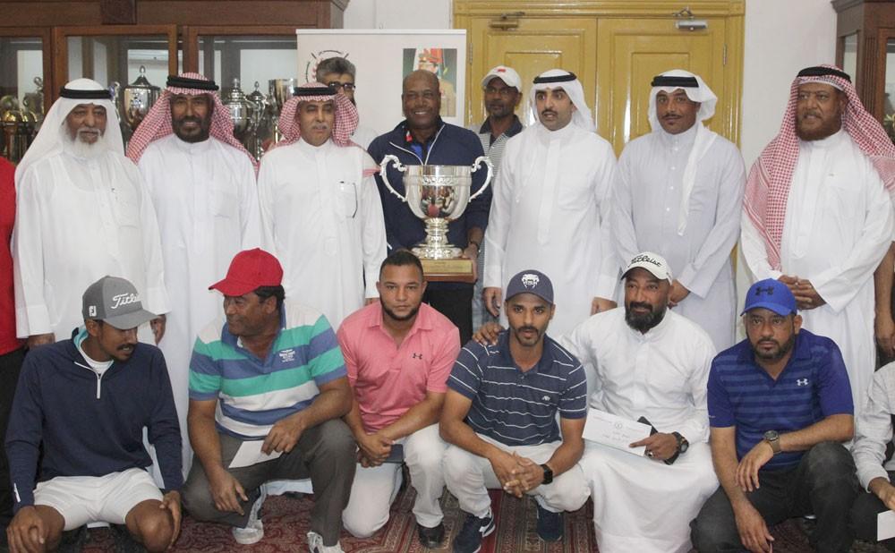 ختام منافسات بطولة القائد العام لقوة دفاع البحرين للجولف 2018م