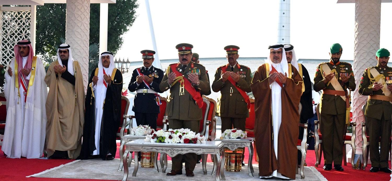 جلالة الملك: كل شهيد من هؤلاء الأبطال فخر لأهله وإخوانه