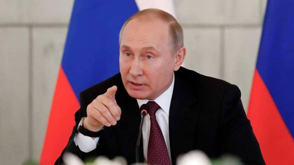 "بوتن ينتصر لـ ""شهود يهوه"""
