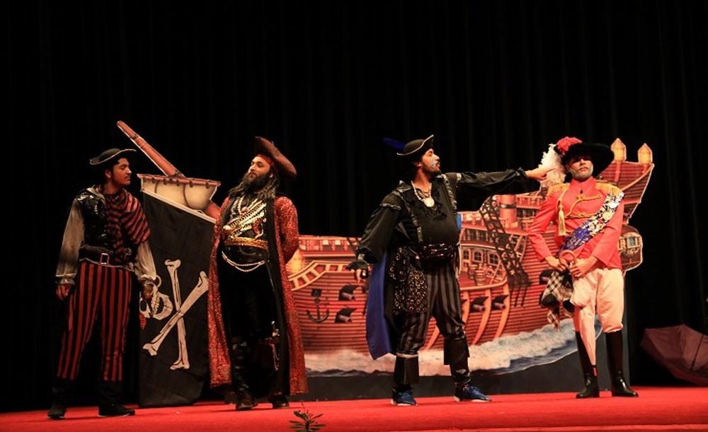 """""""القراصنة"""" يتألقون في جامعة البحرين"""