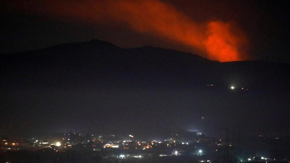 هل استهدفت الغارة الإسرائيلية على دمشق قادة لحزب الله؟