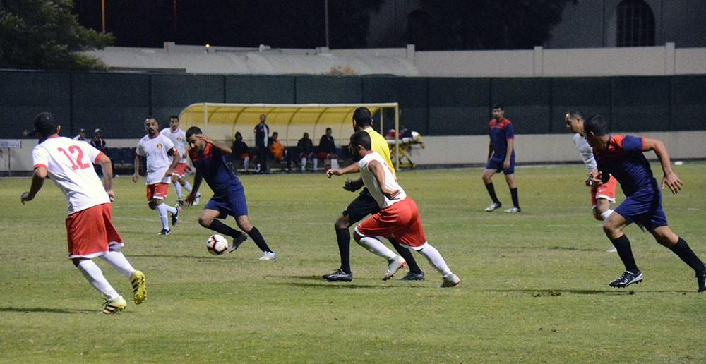 انطلاق منافسات الدور 16 لبطولة كأس القائد العام لقوة دفاع البحرين لكرة القدم