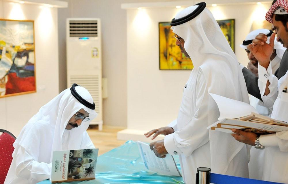 الفن التشكيلي السعودي في المنطقة الشرقية في معرض جدة الدولي للكتاب