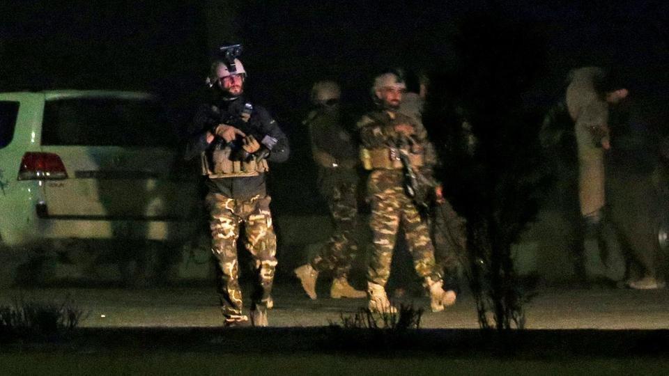 مقتل 15 شرطيا أفغانيا في هجومين لطالبان شمال أفغانستان
