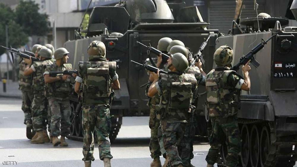 """الجيش اللبناني يوقف """"خلية داعشية"""" من 4 سوريين"""