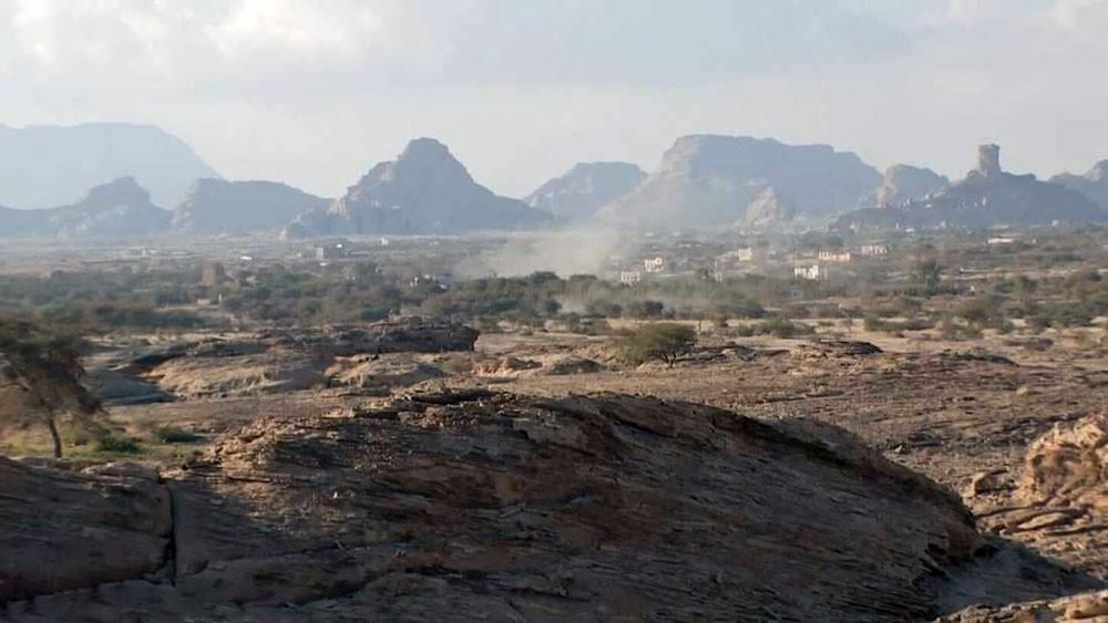 الجيش الوطني اليمني يسيطر على منطقة استراتيجية في صعدة