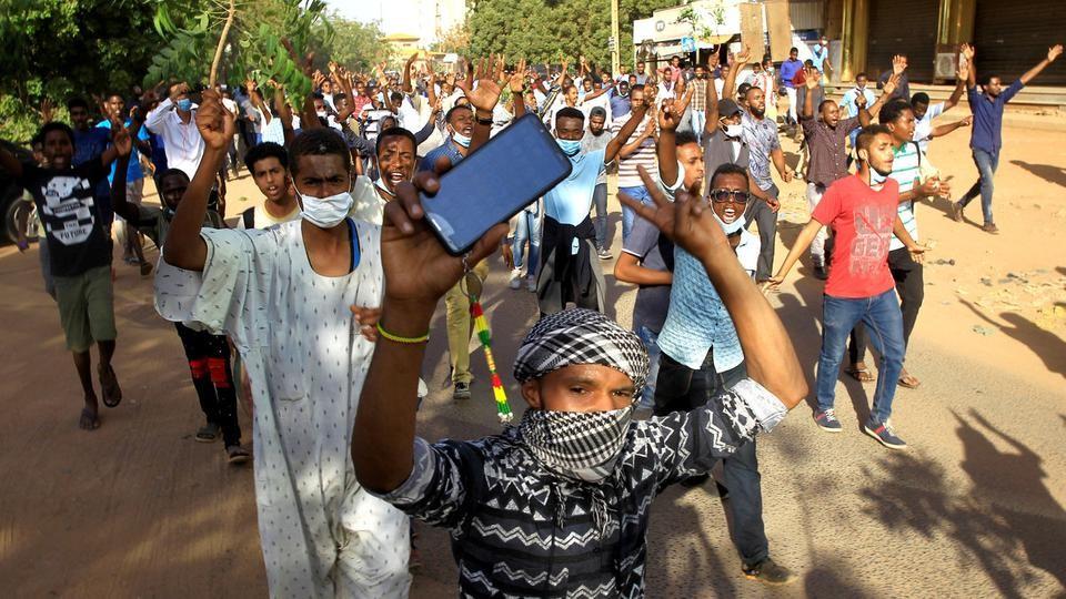 """السودان على موعد مع احتجاجات """"الحرية والتغيير"""""""