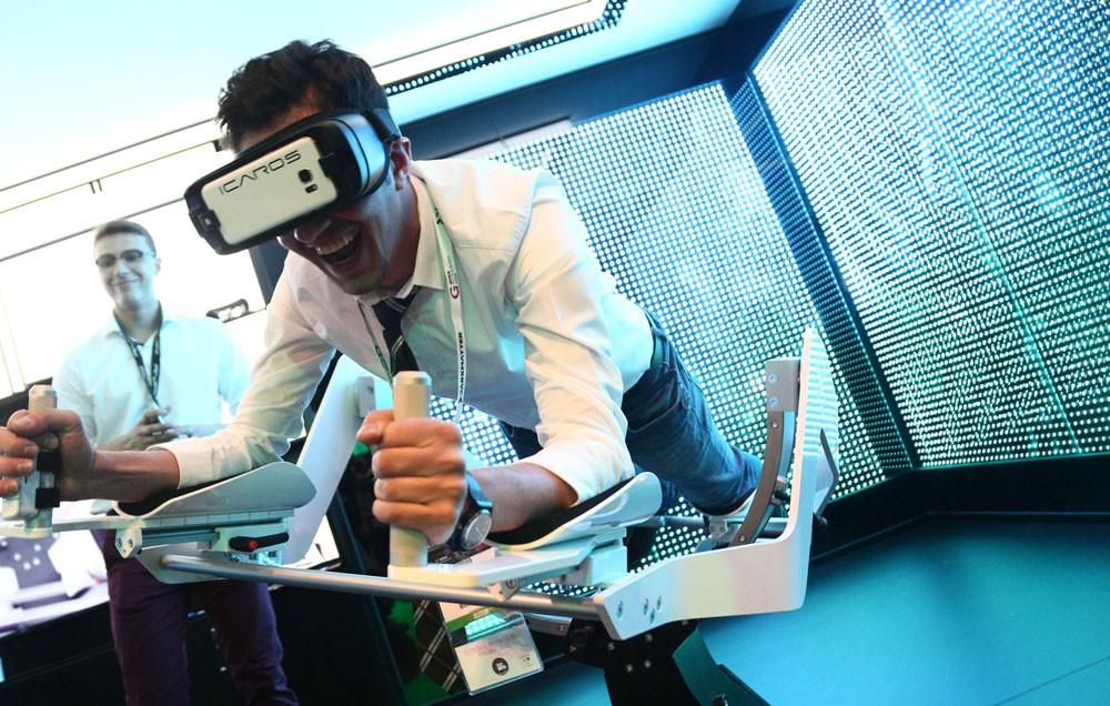 """""""إن جي إن"""": تدريب الكوادر البحرينية على تقنية الواقع الافتراضي"""