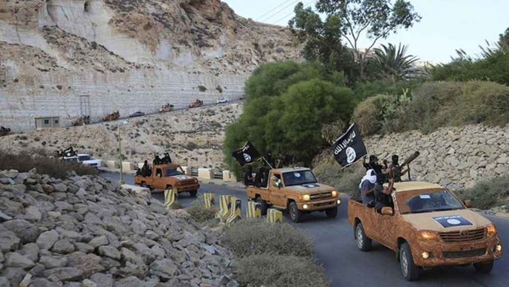 """ليبيا.. """"داعش"""" يتقدّم في الجنوب"""