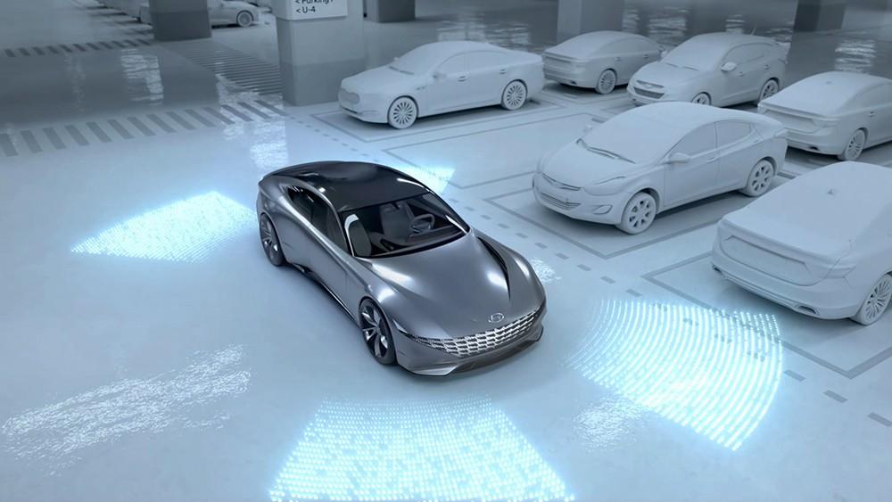 هيونداي موتور تكشف النقاب عن نموذج مبتكر