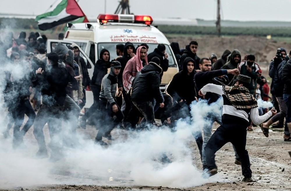 اسرائيل تقصف موقعا لحماس في غزة ردا على إطلاق صاروخ