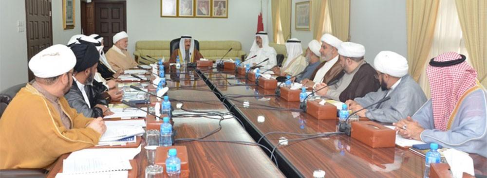 الاعلى للشؤون الاسلامية يهنئ الملك بوسام الأكاديمية الكبرى وبسلامة رئيس الوزراء