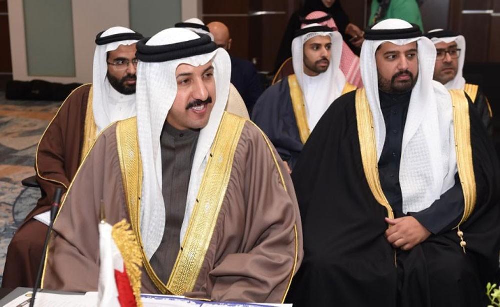 البحرين تشارك باجتماع تحالف الشرق الأوسط الاستراتيجي