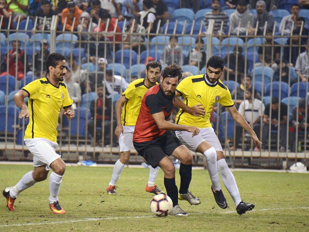 استمرار مباريات دور الثمانية لبطولة كأس القائد العام لقوة دفاع البحرين لكرة القدم