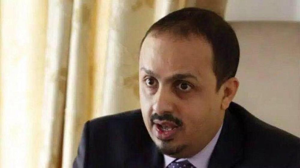 الإرياني: الحكومة والشعب قادران على طرد الحوثيين