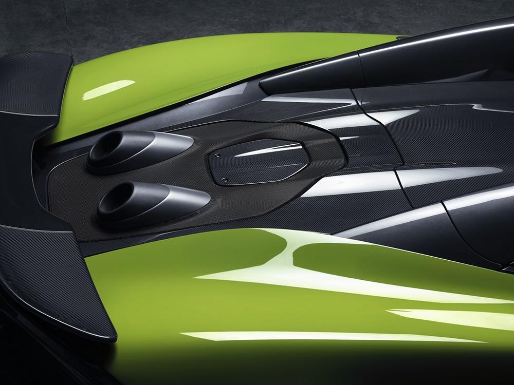 ماكلارين أتوموتيڤ تعتزم إضافة فصل جديد إلى قصة سيارات Longtail