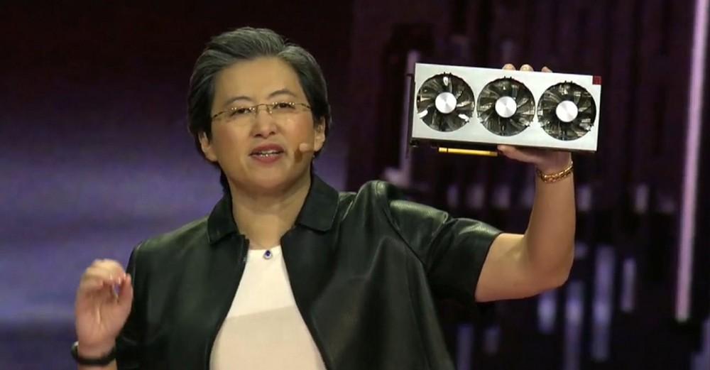Radeon VII أول كارت شاشة بدقة تصنيع 7 نانومتر من AMD