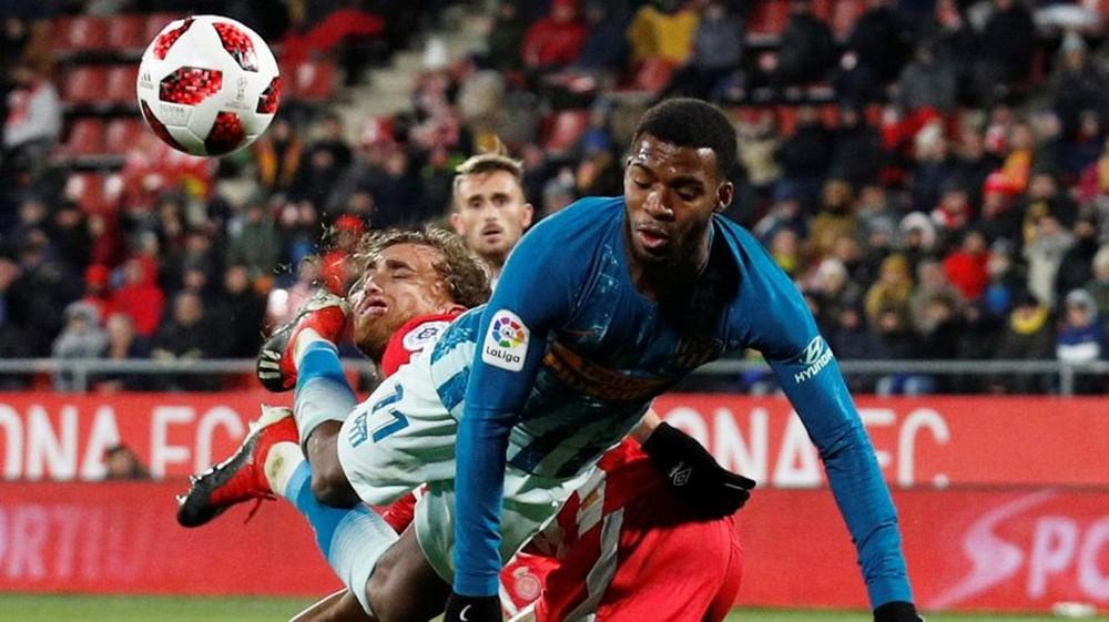 تعادل صعب لأتلتيكو مدريد أمام جيرونا في كأس الملك