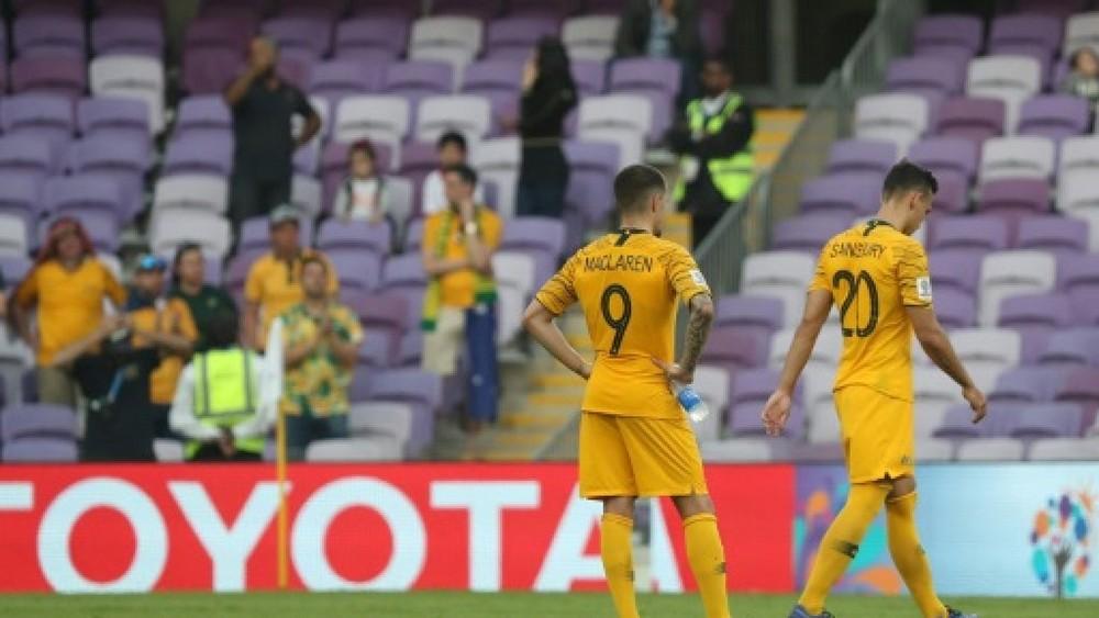 كأس آسيا 2019: أستراليا لاستعادة هيبتها أمام فلسطين الطامحة
