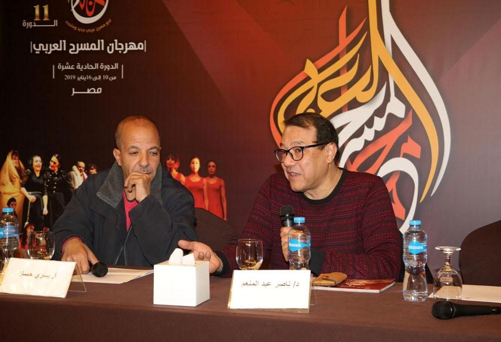 عبد المنعم..العمل قابل لإعادة الانتاج ولازال مرتبطا بالراهن