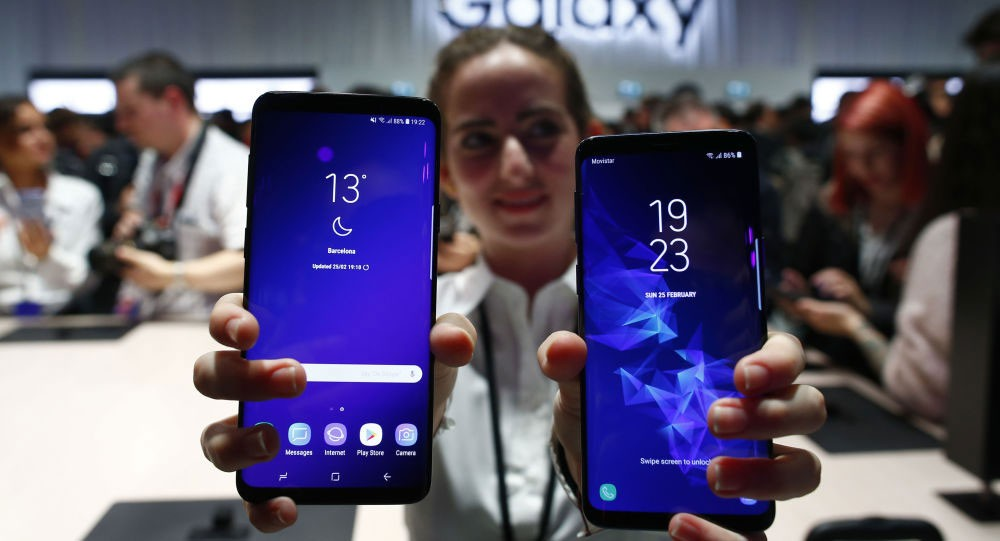"""""""سامسونغ"""" تكشف موعد الإعلان عن هاتف """"غالاكسي إس 10"""""""