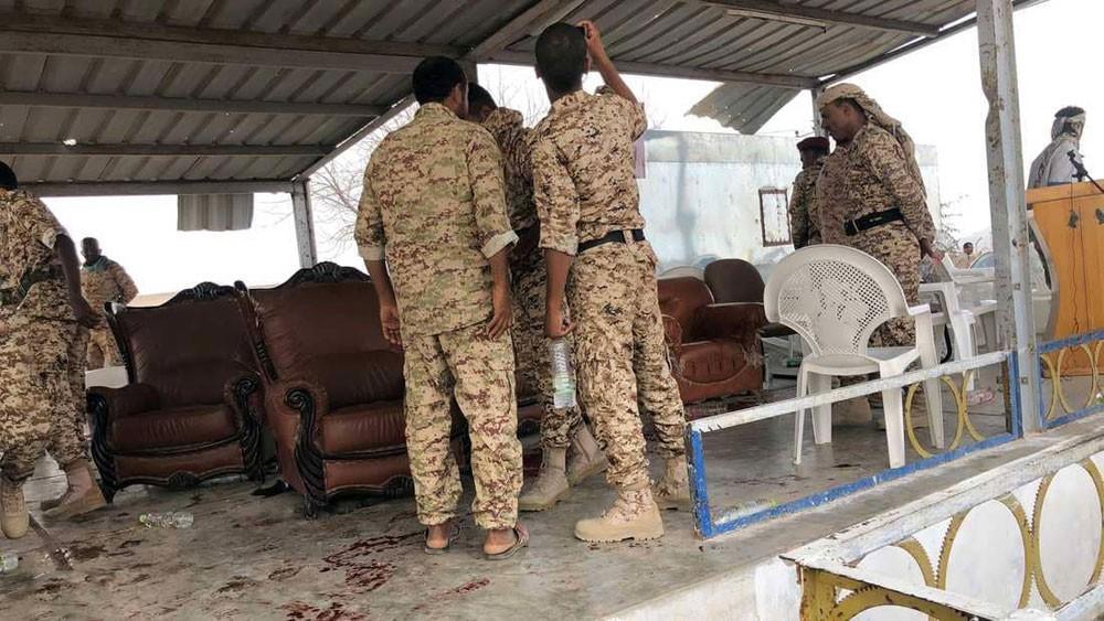 اللجنة الأمنية العليا باليمن تدين هجوم العند