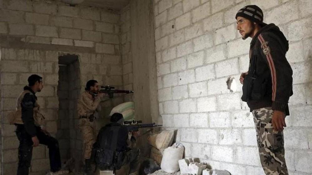 اتفاق لوقف النار يعطي سيطرة لهيئة تحرير الشام على إدلب