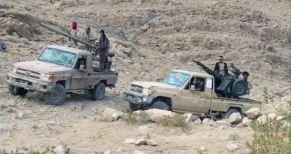 الميليشيات الحوثية تختطف 5 ضباط من القوات الجوية