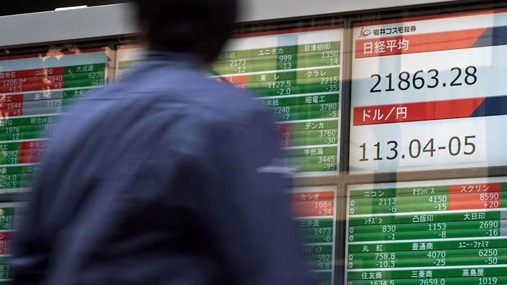 المؤشر نيكاي الياباني يرتفع مقتفياً أثر وول ستريت