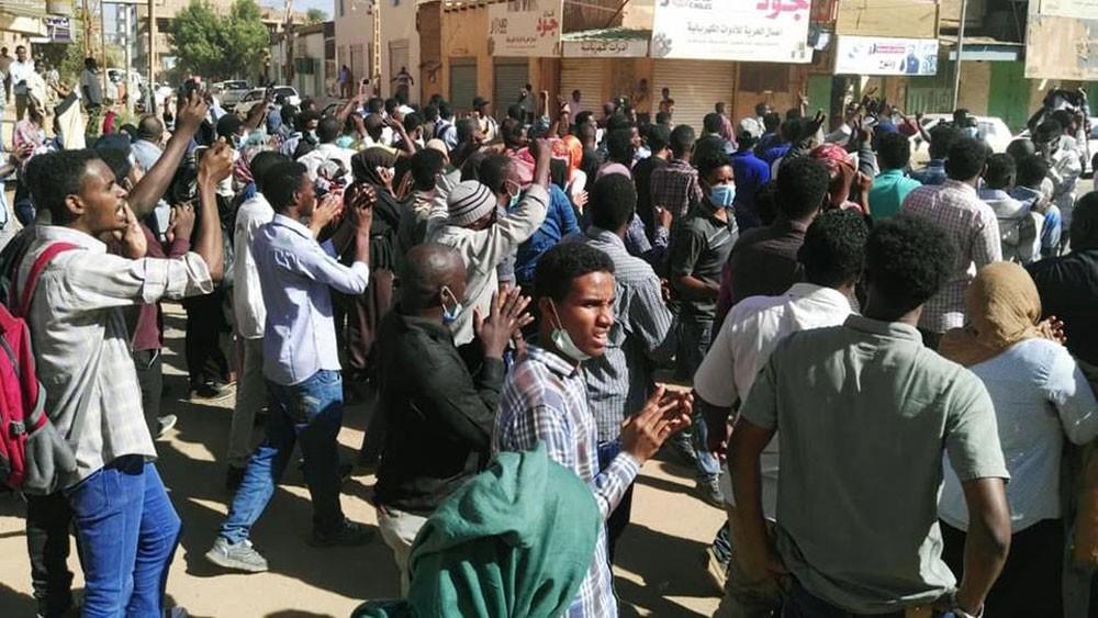 السودان.. تظاهرات في أحياء بالخرطوم تطالب برحيل الحكومة