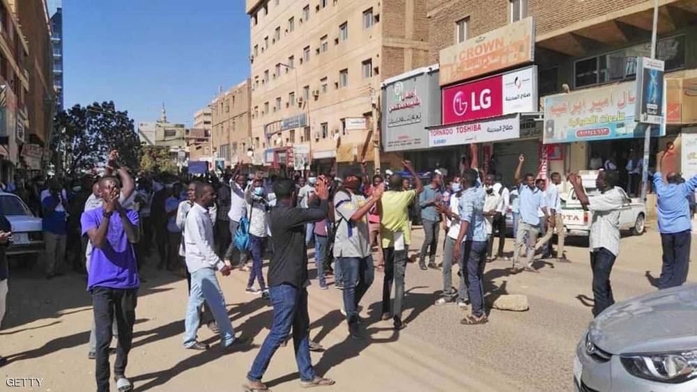 السودان يعلن رسمياً حصيلة وفيات الاحتجاجات