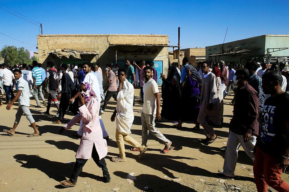 """احتجاجات السودان.. 5 مدن تحشد لـ""""مسيرة الشهداء"""" اليوم"""
