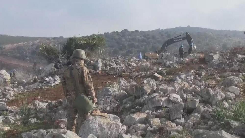 إسرائيل تدمر نفقا سادسا لحزب الله على الحدود مع لبنان