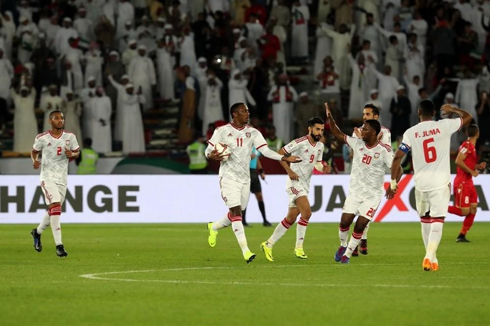 كأس آسيا 2019: الامارات تبحث عن الصدارة ومواجهة مصيرية للبحرين