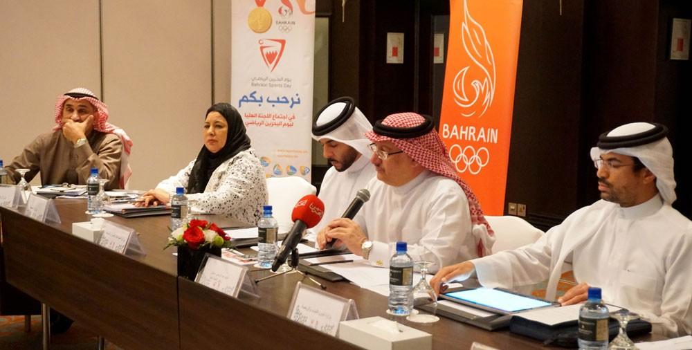 """""""لجنة اليوم الرياضي"""" تعتمد إقامة قرى  رياضية في المحافظات"""