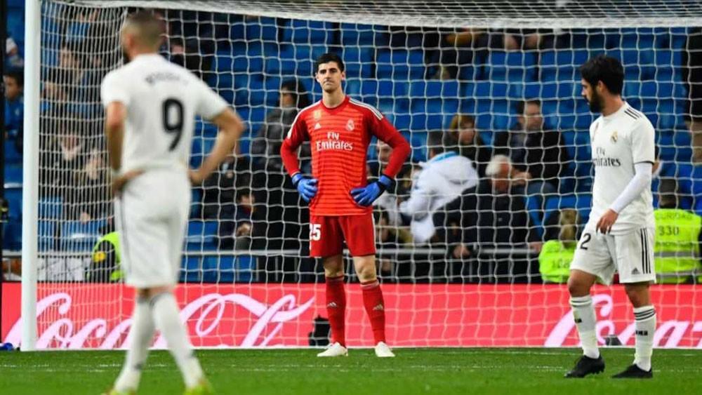 """""""كارثة القرن"""" الرقمية تهدد ريال مدريد بمواجهة بيتيس"""