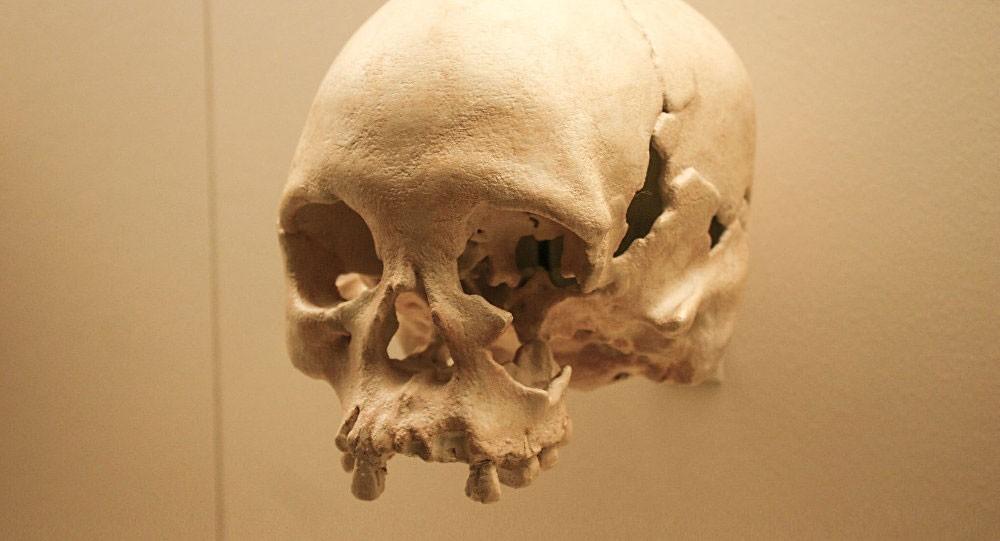 العلماء يكتشفون جمجمة عمرها أكثر من 10 آلاف عام في الصين