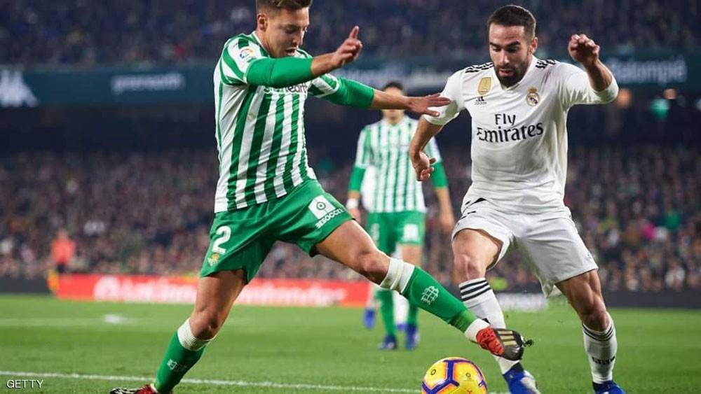 هدف سيبايوس المتأخر يمنح الراحة لريال مدريد المبتلى