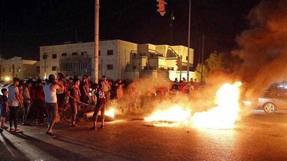 احتجاجات البصرة تسخن من جديد في فصل الشتاء