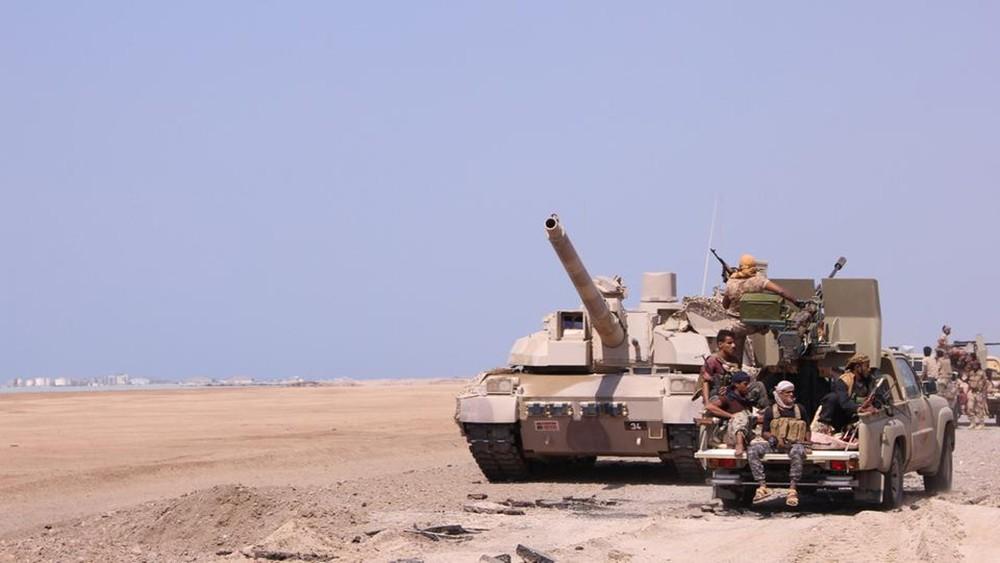 مقتل وجرح أكثر من 20 حوثياً جنوب دمت بينهم قيادي
