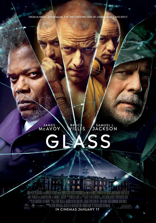 """ما لا تعرفونه عن الفيلم المرتقب """"Glass"""""""