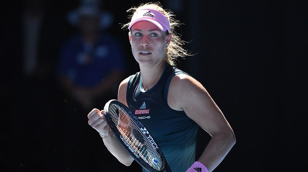 بطولة أستراليا المفتوحة: كيربر بسهولة الى الدور الثاني