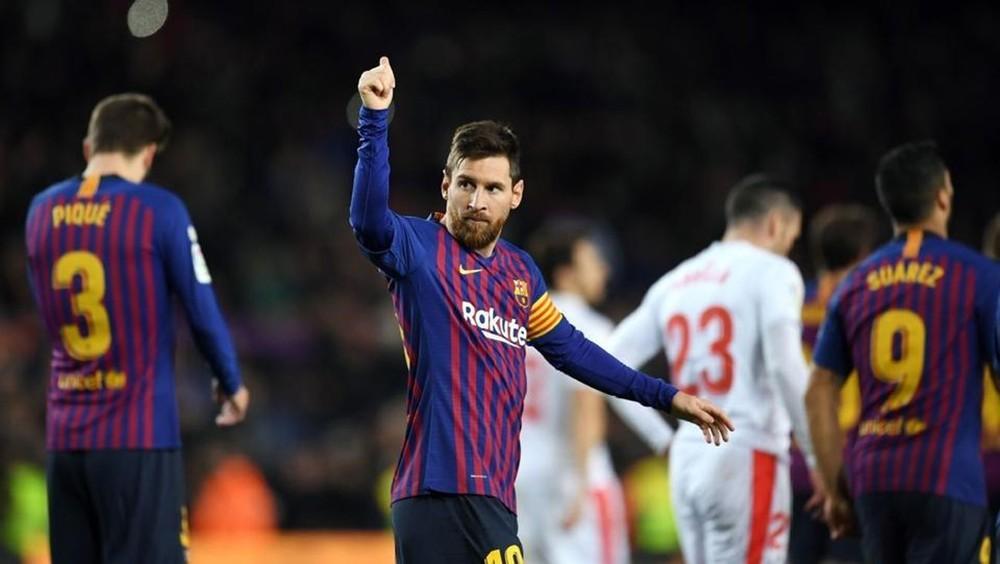 400 هدف تؤكد أسطورية ميسي في الدوري الإسباني
